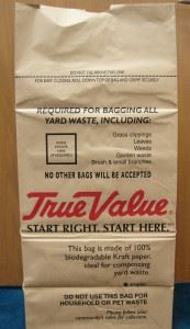 True Value Bag